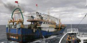 中国の違法・無報告・無規制(IUU)漁業に関する報告2