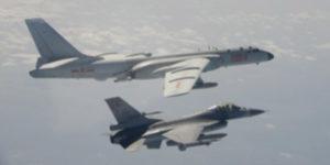 【人民解放軍機による台湾の防空識別圏侵犯は、<br>米国・台湾関係を強くしたのみならず、中国包囲網形成を助けた】