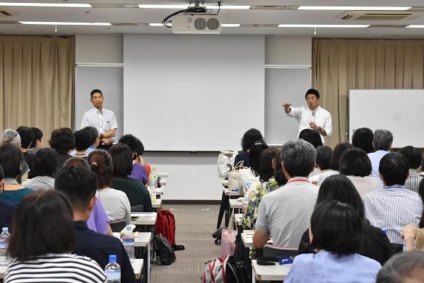 兵庫支部タウンミーティング【2021/8/9】報告
