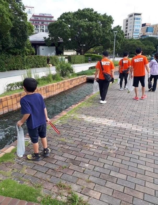 活動報告:参政党福岡支部ジョギングチーム活動開始
